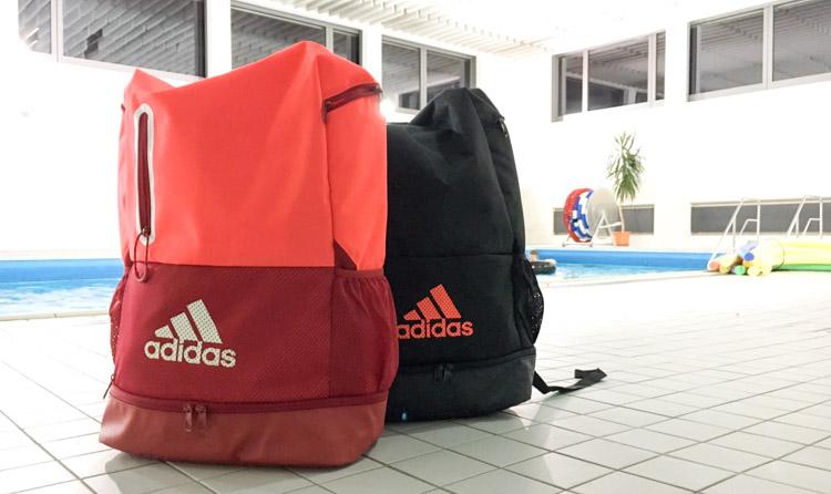 804515f8c6a91 Im Test  Adidas Swim Back Pack Rucksack